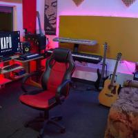 Kapú Records, te ofrece un espacio si tienes un sueño que alcanzar.